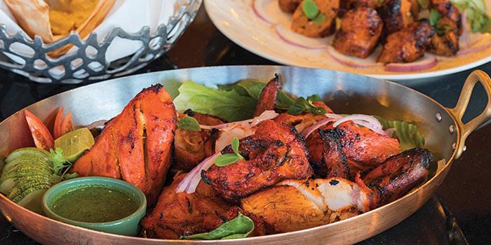 Tandoori Chicken from Sunset Grill in Kamala, Phuket, Thailand