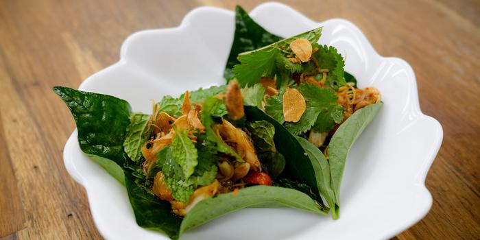 Tasting Menu from Samrub for Thai at 102 Mahaset Road Si Phraya, Bang Rak Bangkok