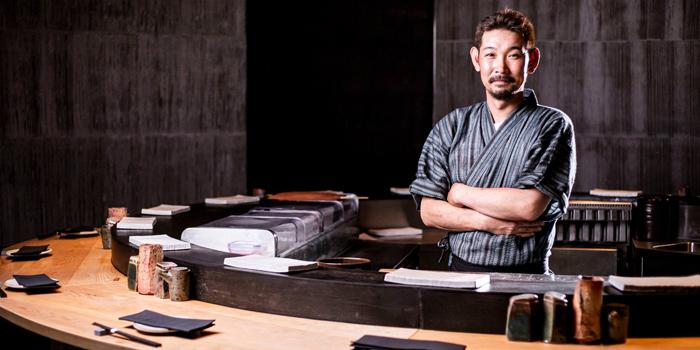 Chef of Shun by Yanagiya at 3rd Floor, Unit 306, Donki Mall Ekkamai Soi 5, 107 Sukhumvit 63 Rd Bangkok