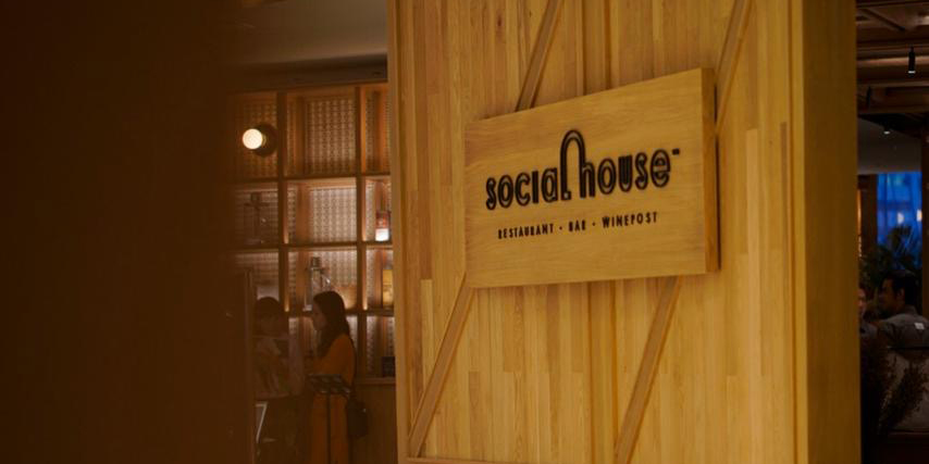 Interior 5 at Social House, Jakarta