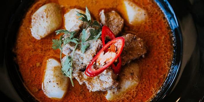 Food from Oh My Thai, Canggu, Bali
