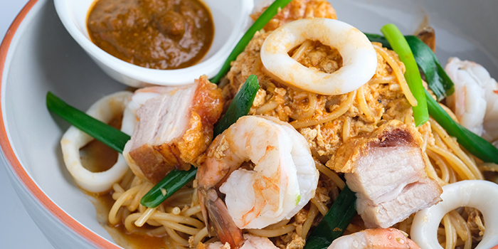 Char Hokkien Spaghetti Mee from Switch by Timbre in City Hall, Singapore