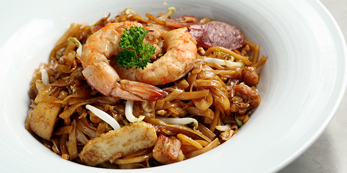 Char Kway Teow from Oops Bistro & Bar in Sembawang, Singapore