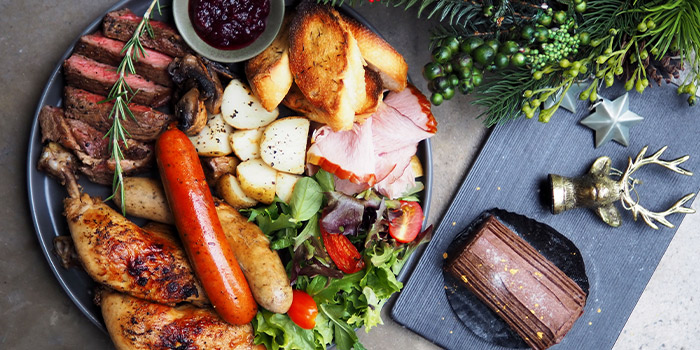 Christmas Platter (1-29 Dec) from Homeground Grill & Bar in Lavender, Singapore