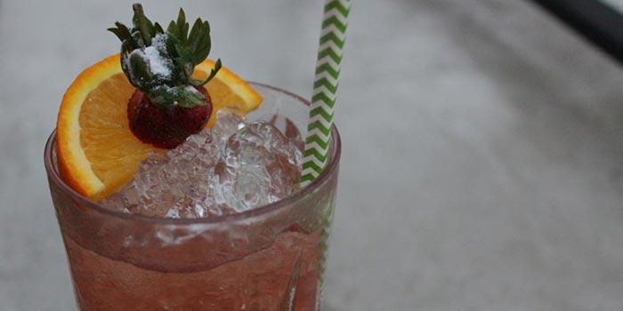 Cocktails at Bart