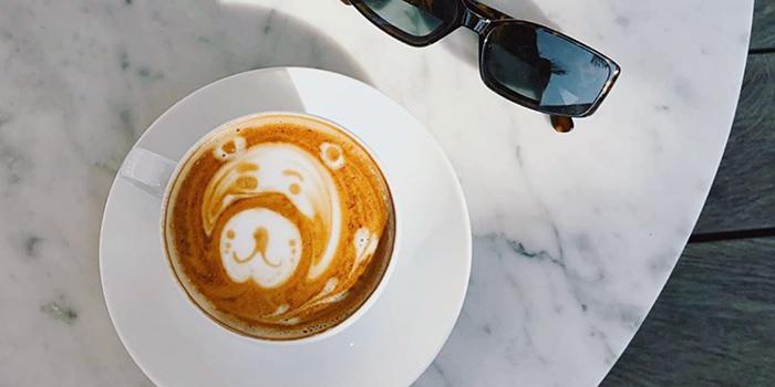 Coffee from Gooseberry Cafe, Uluwatu, Bali