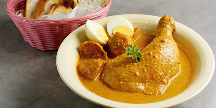 Curry Chicken from Oops Bistro & Bar in Sembawang, Singapore