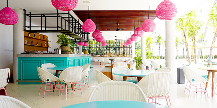 Interior from Flamingo Bali Family Beach Club