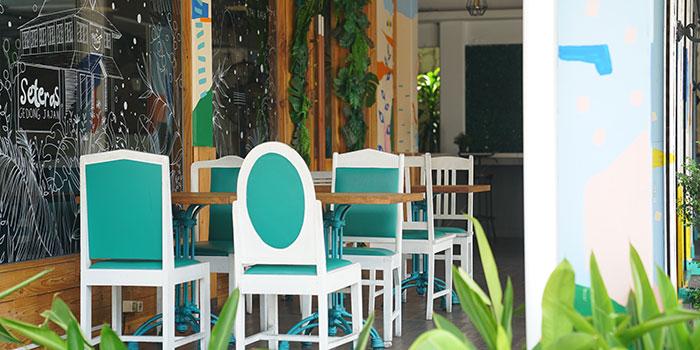 Exterior 2 at Nyai Rasa Restaurant