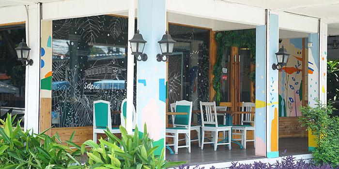 Exterior 1 at Nyai Rasa Restaurant