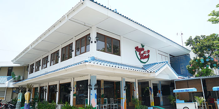 Exterior 3 at Nyai Rasa Restaurant