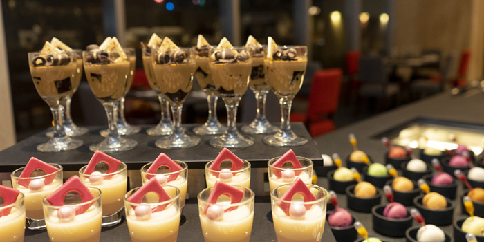 Desserts, The Haven, Tsim Sha Tsui, Hong Kong
