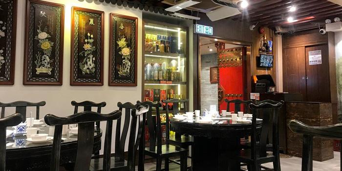 Dining Area, Jiangsu & Zhejiang, Causeway Bay, Hong Kong