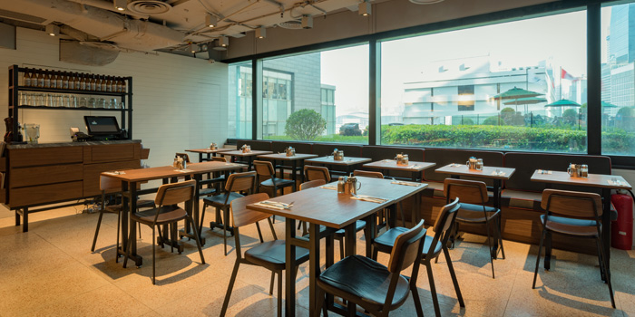 Dining Area, Classified (Exchange Square), Central, Hong Kong