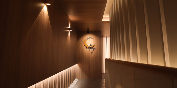 Entrance of Ukiyo at M Floor 101 N Sathon Rd Silom, Bang Rak Bangkok