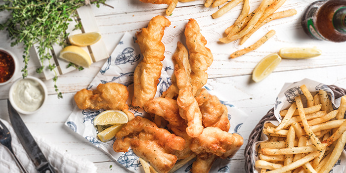 House Fish & Chips from Greenwood Fish Market @ Bukit Timah in Bukit Timah, Singapore