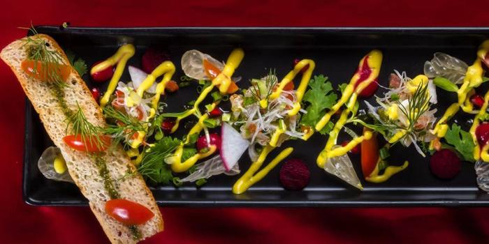 Food from Zen Eat Phuket in Rawai, Phuket, Thailand.