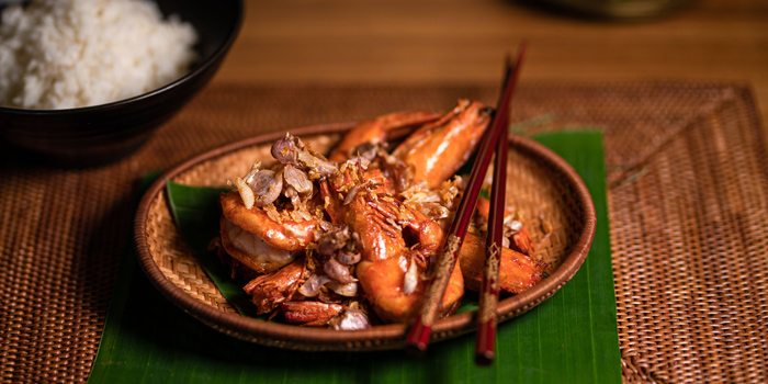 Food from ANISE in Cherng Talay, Phuket, Thailand