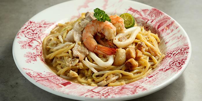 Fried Hokkien Noodle from Oops Bistro & Bar in Sembawang, Singapore