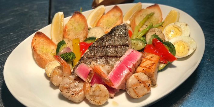 Grilled Dishes from Aldo