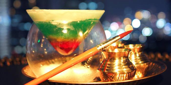 Holi from 1826 Mixology & Rooftop Bar at Rembrandt Hotel & Suites Bangkok 19 Sukhumvit Soi 18 Khlong Toei, Khlong Toei Bangkok