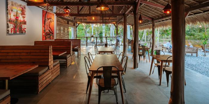 Interior from Blueseed, Uluwatu, Bali