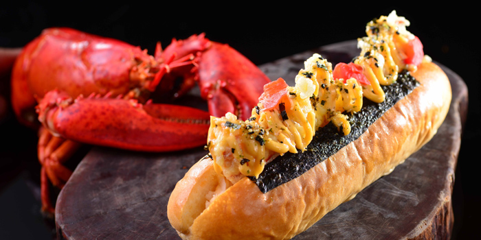 Lobster Japadog, The Garage Bar, Mong Kok, Hong Kong