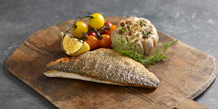 New Zealand Sea Bream from Black Marble in Holland Village, Singapore