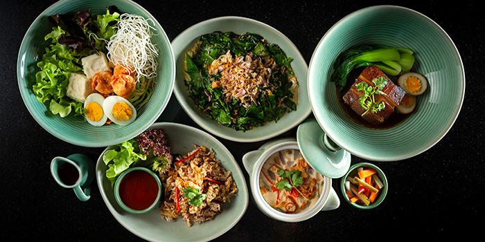 Phuket-Specialties from The Pool House in Kamala, Phuket, Thailand