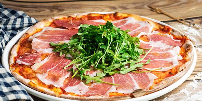 Pizza Proscuitto di Parma from Pietro Ristorante Italiano at Seletar Hills in Seletar, Singapore