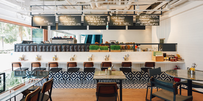 Coffee Bar, Classified, Repulse Bay, Hong Kong