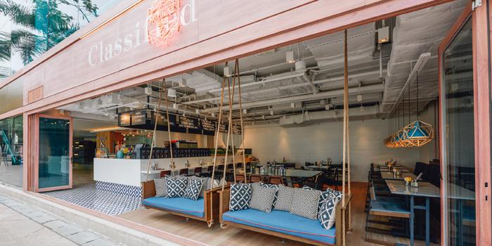 Shop Front, Classified, Repulse Bay, Hong Kong