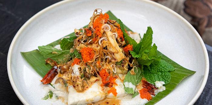 Food of Sarong Bali