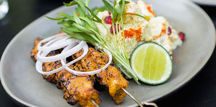 Food of Sarong Bali