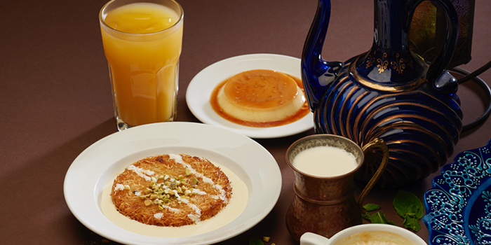 Dessert Tatilar from Alaturka Turkish & Mediterranean Restaurant in Bugis, Singapore