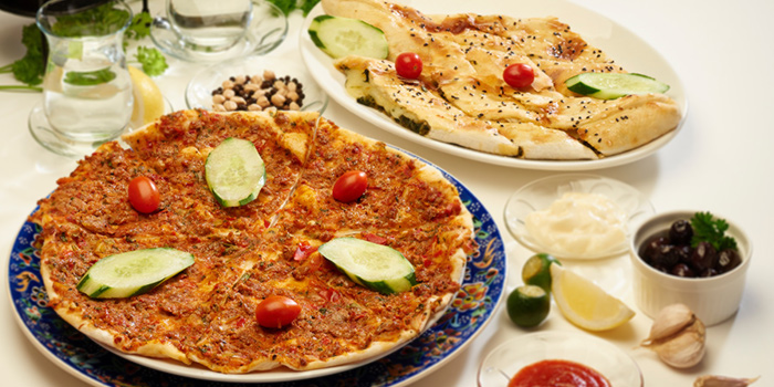 Ekmek from Alaturka Turkish & Mediterranean Restaurant in Bugis, Singapore