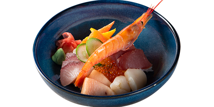 Chirashi from Goro Japanese Cuisine in Buona Vista, Singapore