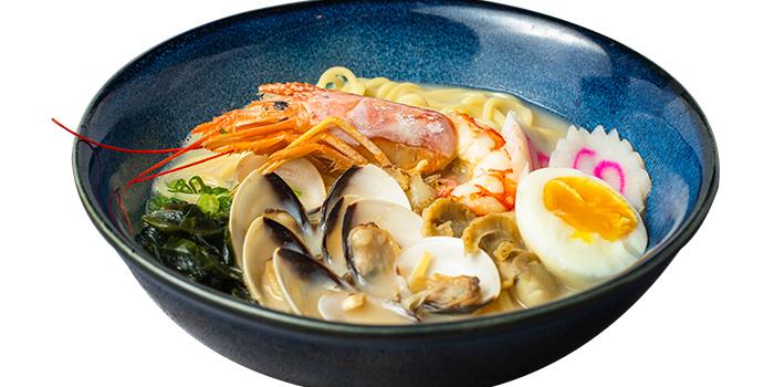 Kaisen Ramen from Goro Japanese Cuisine in Buona Vista, Singapore