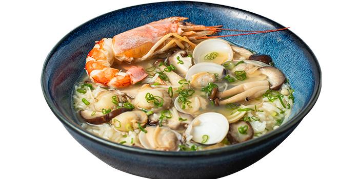 Kaisen Zosui from Goro Japanese Cuisine in Buona Vista, Singapore