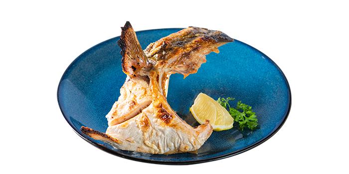 Kama Shioyaki from Goro Japanese Cuisine in Buona Vista, Singapore