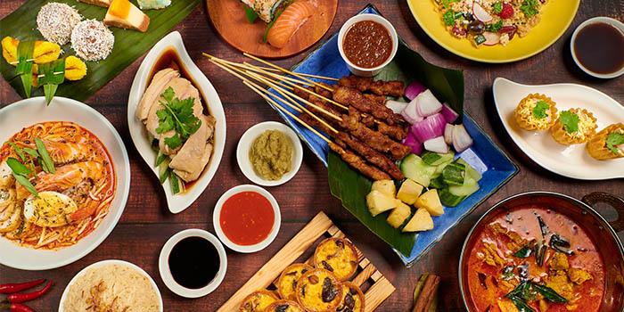 Weekday Buffet Lunch from J65 @ Hotel Jen Tanglin at Hotel Jen in Tanglin, Singapore