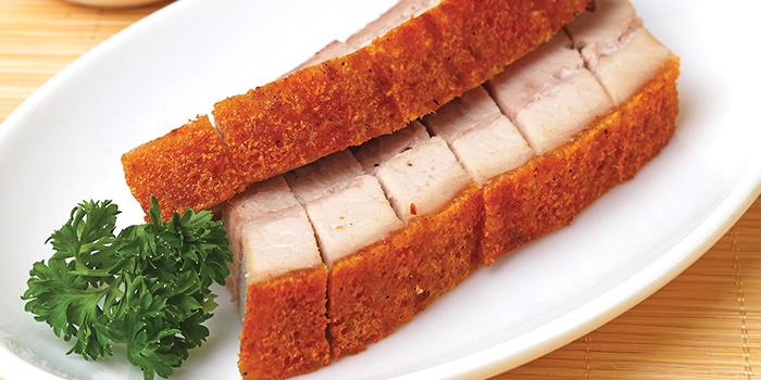 Crispy Roast Pork from Kam
