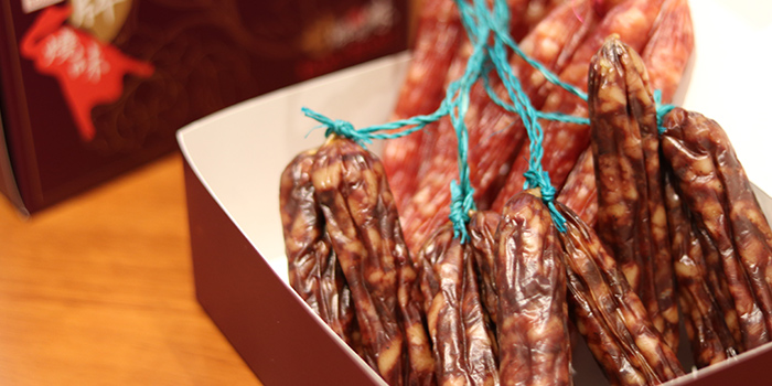 Cured Sausages from Kam