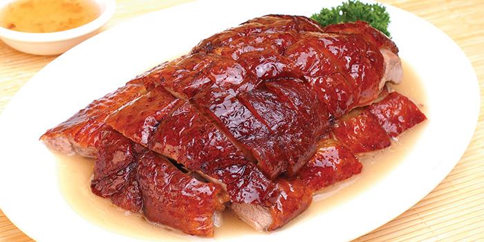 Roast Duck from Kam