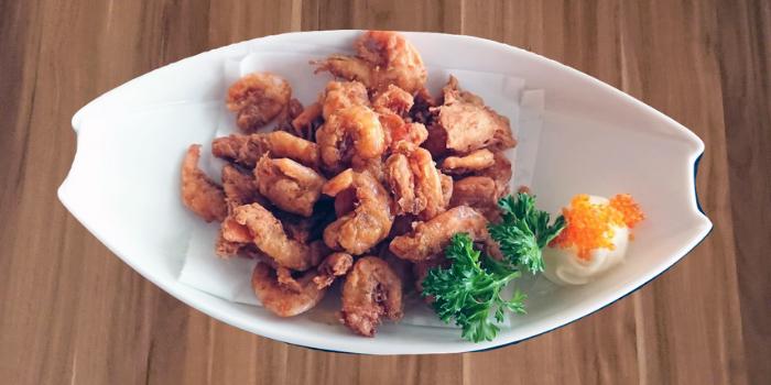 Ama Ebi Kaarage from Kofuku Japanese Cuisine at City Gate in Bugis, Singapore