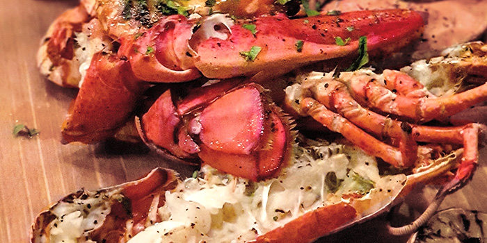 Lobster from Mazzo Restaurant & Bar in Club Street, Singapore