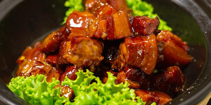 Braised Pork from Peng Cheng Xiao Chu 彭城小厨 in Chinatown, Singapore