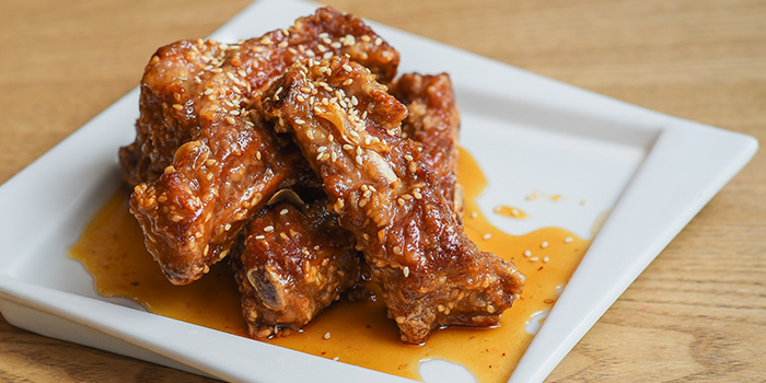 Honey Pork Ribs from Thai