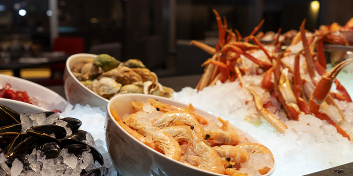 Seafood, The Haven, Tsim Sha Tsui, Hong Kong