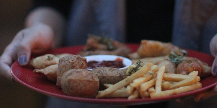 Side Dish at Bart